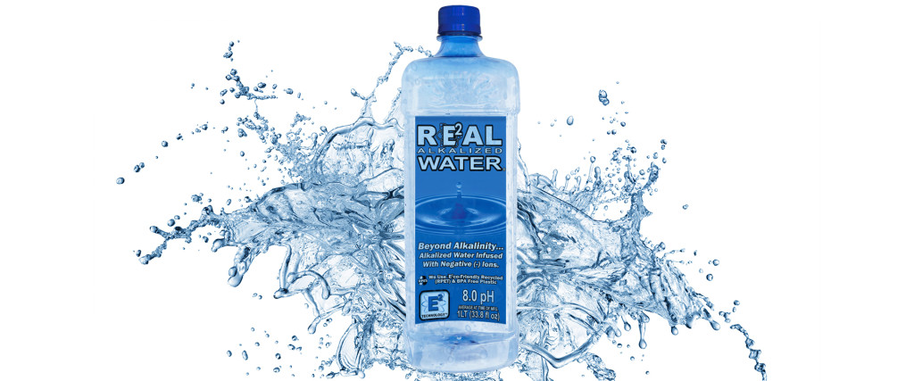 Real Water Alkaline Water
