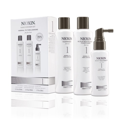 NIOXIN SHAMPOO REVIEW