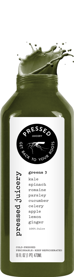 Pressed Juicery Greens 3