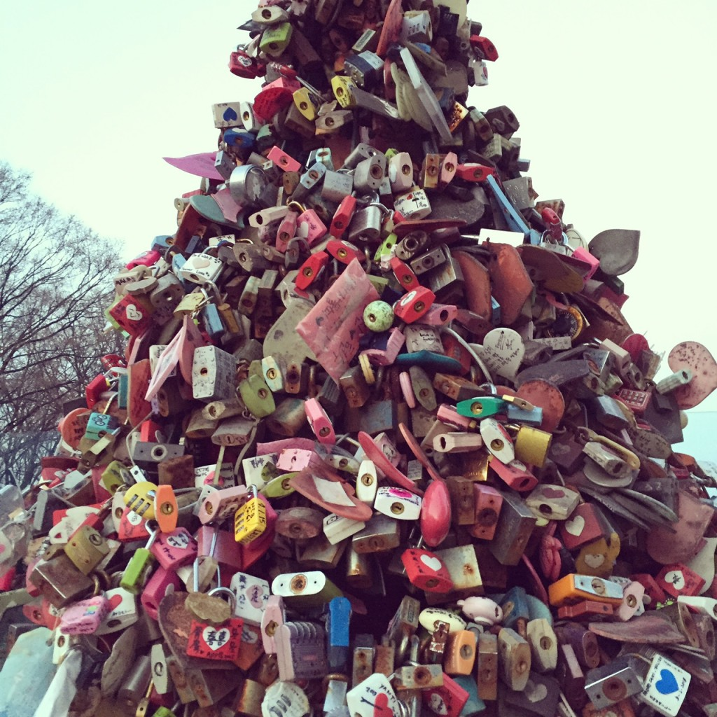 N. Seoul Tower Tree