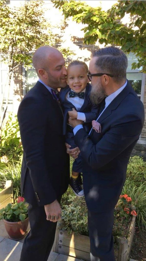 Seth, Solomon and Doug same-sex adoption
