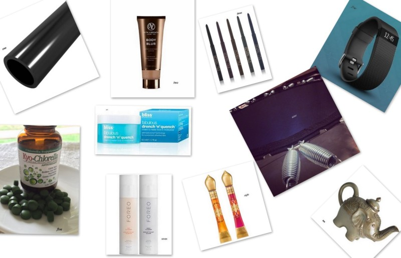self-tanning vita liberata, face cleansers, and more march favorites