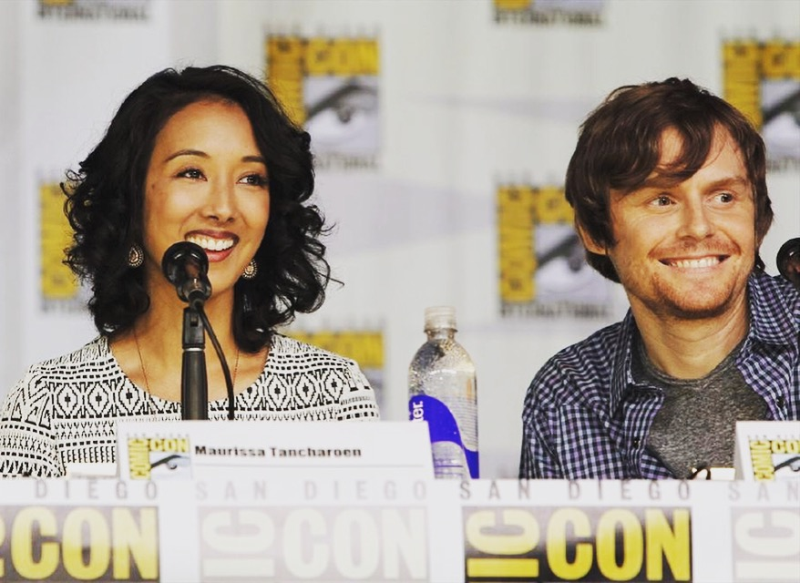 Maurissa and Jed Whedon
