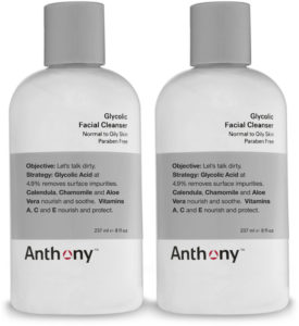 Anthony Facial Cleanser Duo