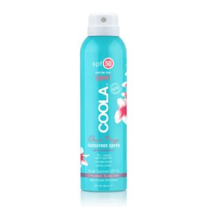 Coola SunScreen Spray