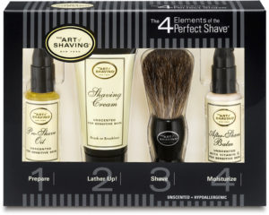 The Art of Shave Unscented Starter Kit