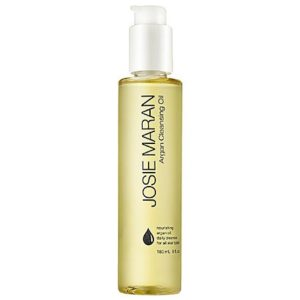 celebrity beauty secrets, cleansing oil