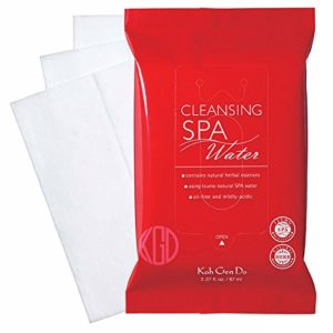 celebrity beauty secrets like spa wipes
