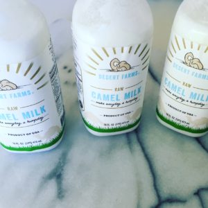 camel milk review