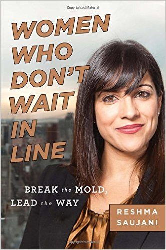 WOMEN WHO DON'T WAIT IN LINE BREAK THE MOLD