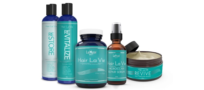 HAIR LA VIE REVIEW