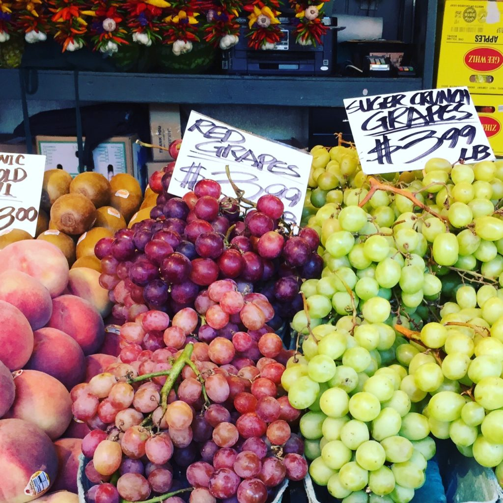 SEATTLE CITY GUIDE - PIKE PLACE MARKET