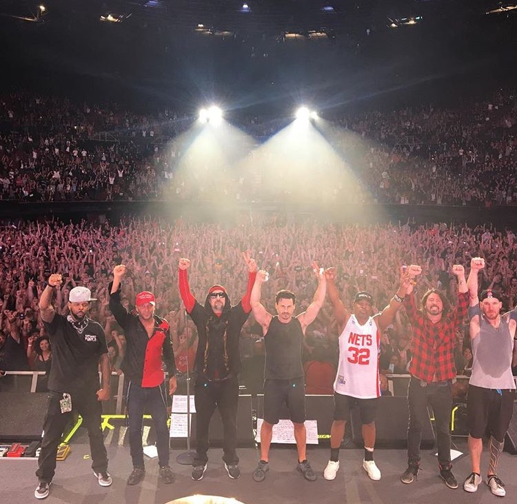 PROPHETS OF RAGE REVIEW