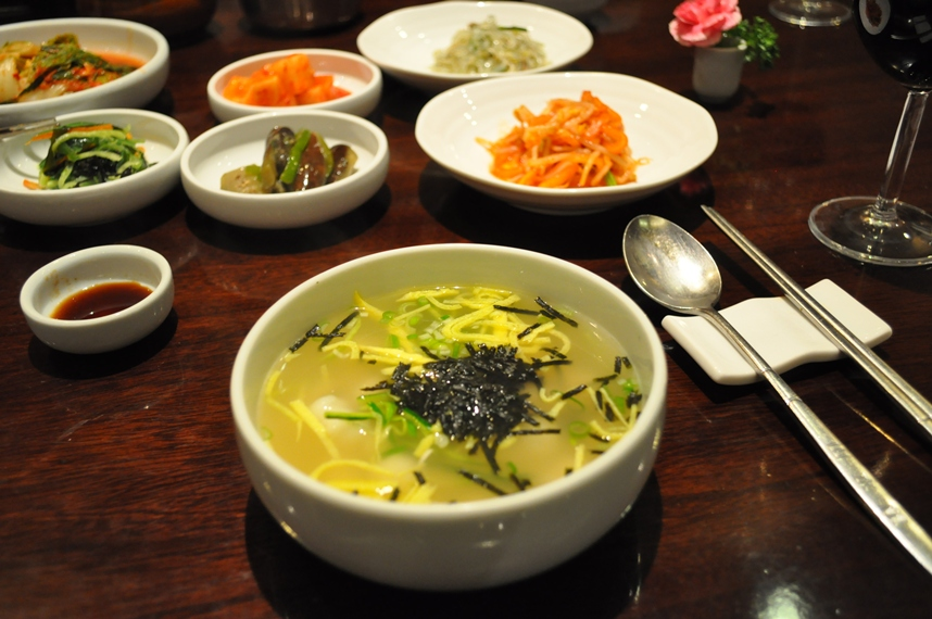Best Korean restaurants iN Los angeles | YONG SUSAN |
