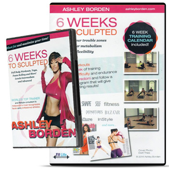 6 weeks to sculpted