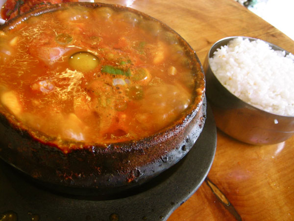 BEST KOREAN RESTAURANTS IN LOS ANGELES - | BEVERLY SOON TOFU RESTAURANT |