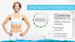Ashley Borden The Body Foundation