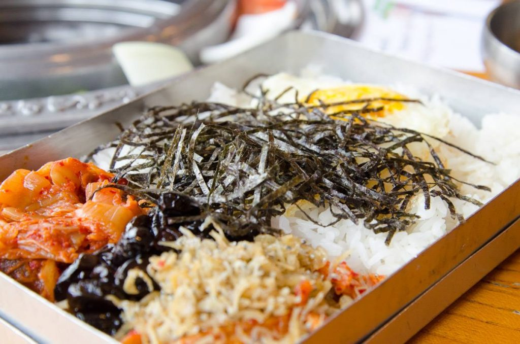 best korean restaurants in LA | KANG HO DONG BAEKJEONG |