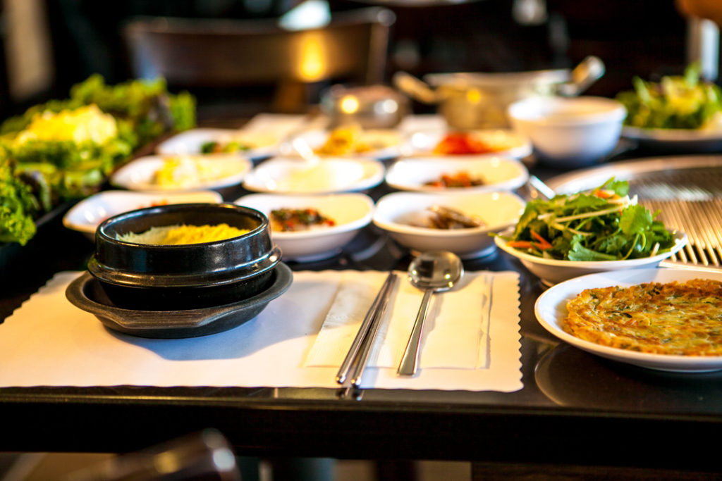BEST KOREAN RESTAURANTS IN LOS ANGELES