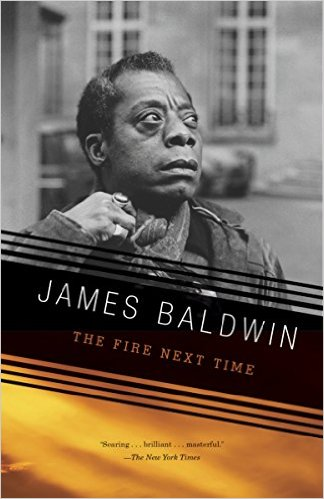 Bucket List Books To Read Before You Die | THE FIRE NEXT TIME (James Baldwin)
