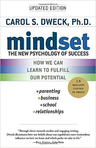 MINDSET (Carol Dweck, Ph.D.)