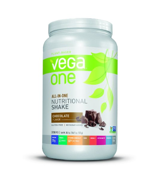 VEGA ONE ALL IN ONE - VANILLA OR CHOCOLATE