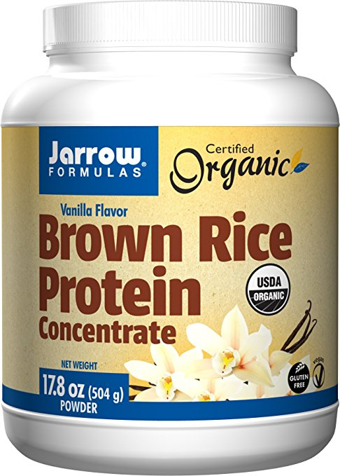 JARROW BROWN RICE PROTEIN