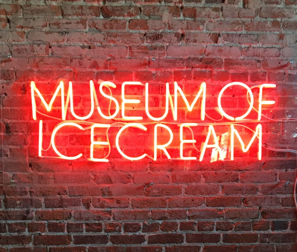 MUSEUM OF ICE CREAM PHOTOS
