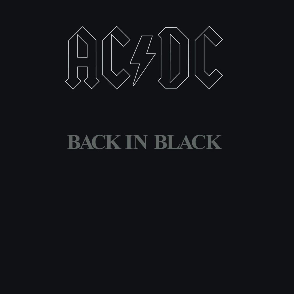 BACK IN BLACK (ACDC)