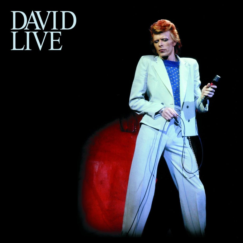 Skylarking DAVID LIVE (DAVID BOWIE):