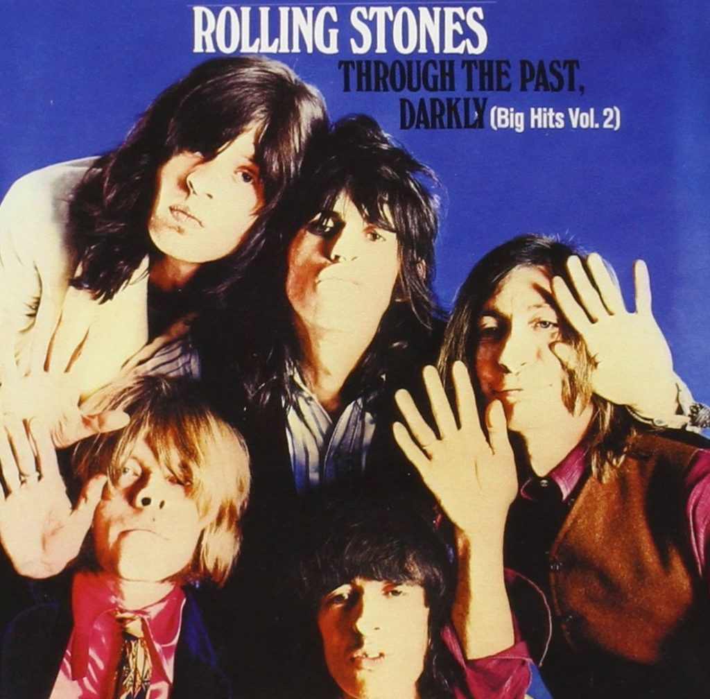 THROUGH THE PAST DARKLY (Big Hits Volume 2) (US Version) (ROLLING STONES)