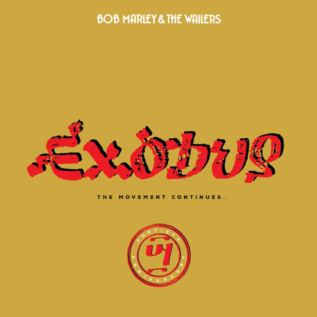 EXODUS 40(BOB MARLEY)