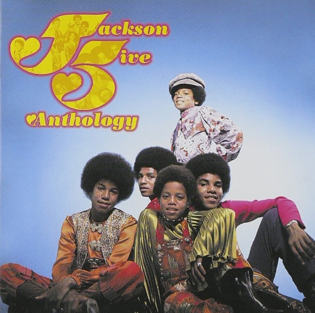 Stronger Than Pride THE JACKSON 5 ANTHOLOGY ALBUM (JACKSON 5)