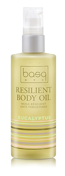 Basq Resilient Body Oil, 4 oz.