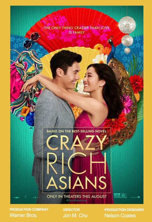 CRAZY RICH ASIANS REVIEW