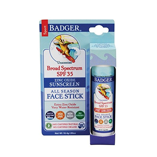 BADGER SUNSCREEN IN A STICK