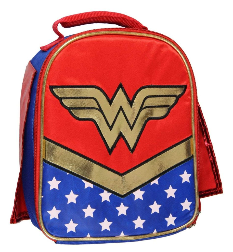 SUPERHERO LUNCHBOX - BACK TO SCHOOL SHOPPING ESSENTIALS
