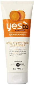 YES TO CARROTS DAILY FACIAL CLEANSER