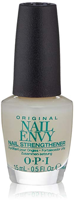 Best Nail Strengtheners For Weak Nails During These Cold Months OPI'S NAIL ENVY
