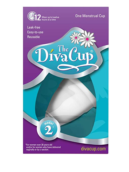 I recommend using a menstrual cup (yay Diva cup!)