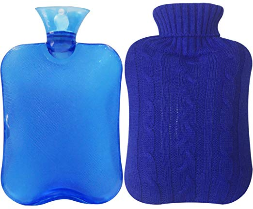 USE A HEATING PAD OR HOT WATER BOTTLE