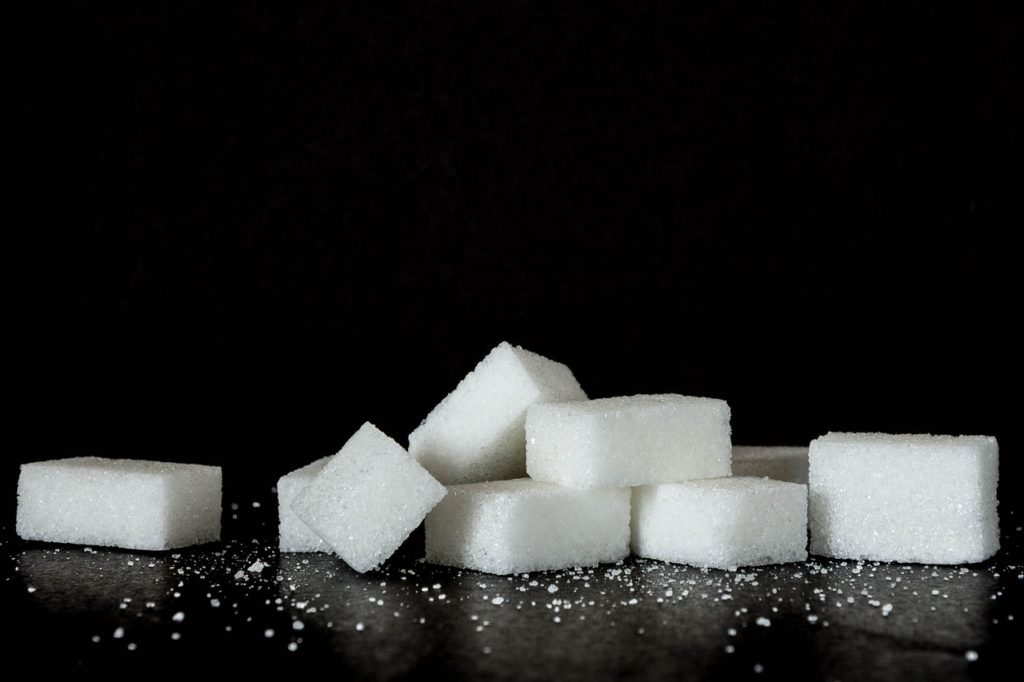 STAY AWAY FROM SUGAR