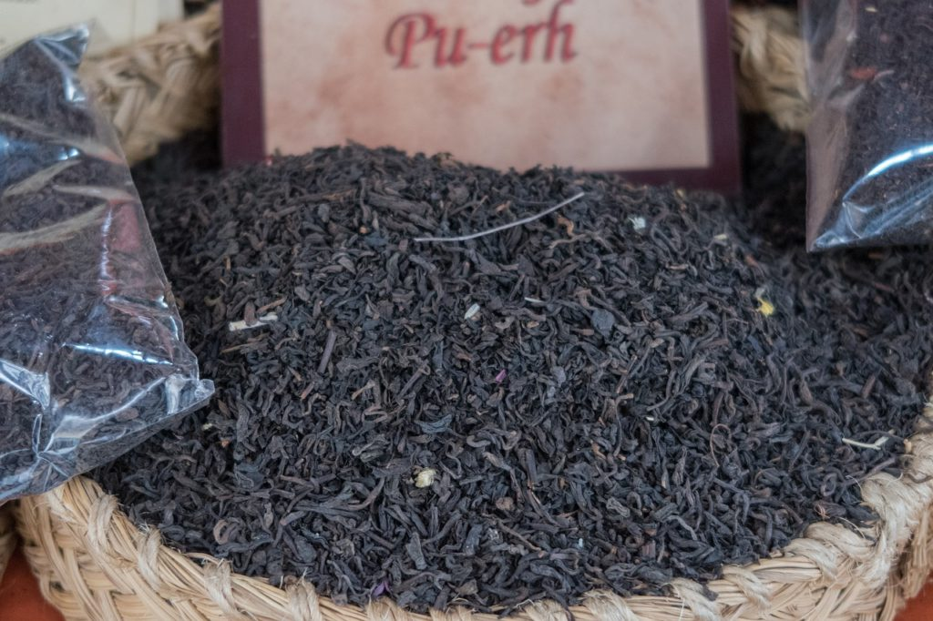 WHAT IS PU ERH TEA EXACTLY?
