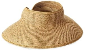 HOW TO PREVENT SUN SPOTS - HAT