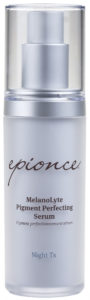 epionce skincare melanolyte pigment perfecting serum
