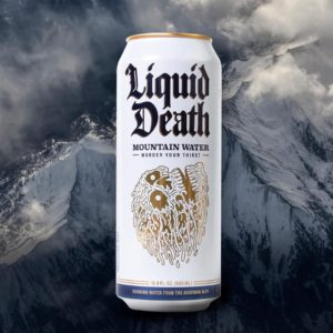 liquid death - HOLIDAY GIFT GUIDE