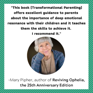 transformational parenting book