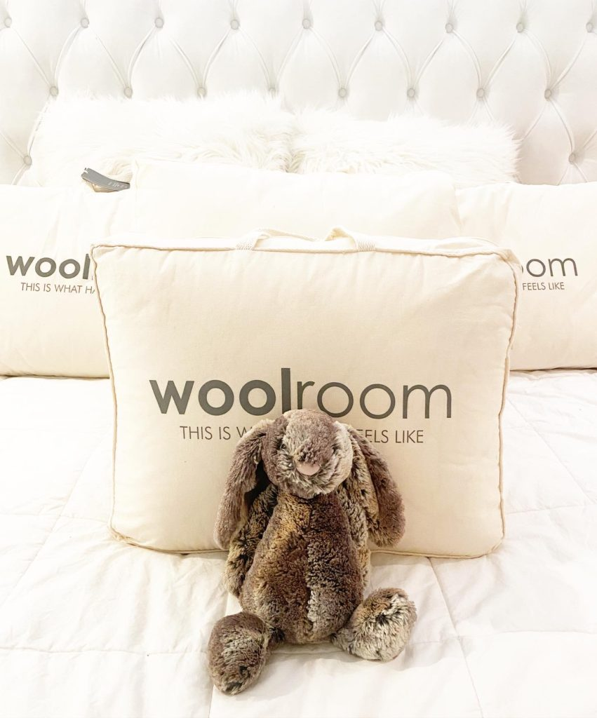 WOOL BEDDING FROM WOOLROOM