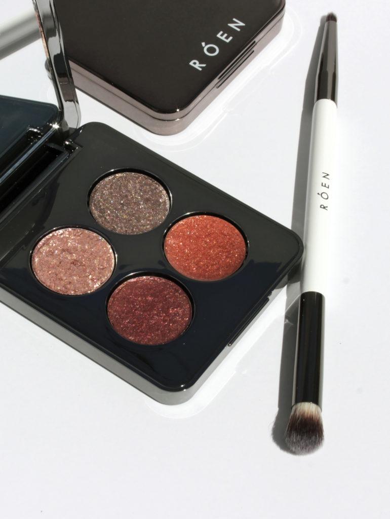 RÓEN BEAUTY eyeshadows vegan cosmetics