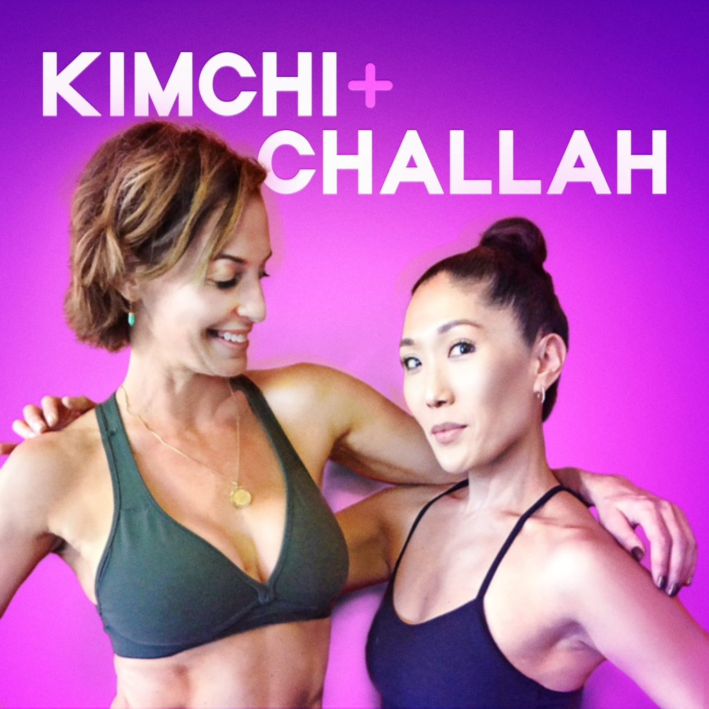 kimchi and challah podcast | BEST LIFESTYLE PODCASTS 2021